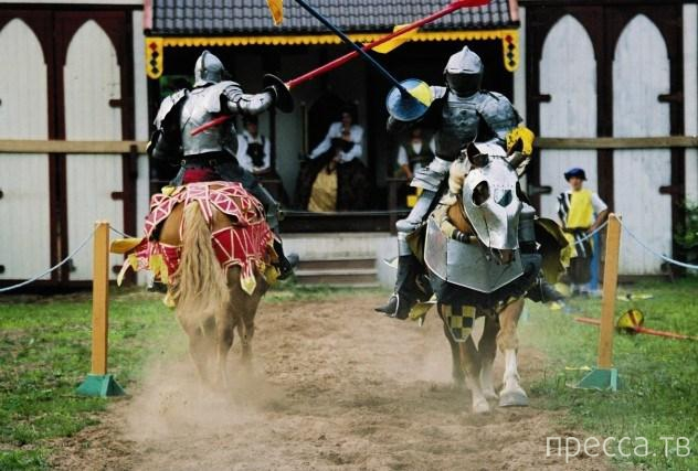 Интересные и познавательные факты о рыцарях (11 фото)