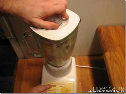 Вкуснятинка: Делаем сами банановое мороженое (9 фото)