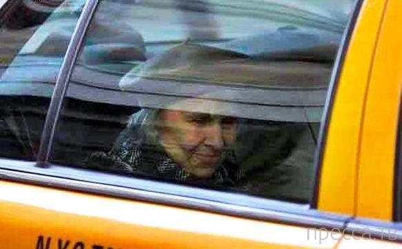 История нью–йорского таксиста...