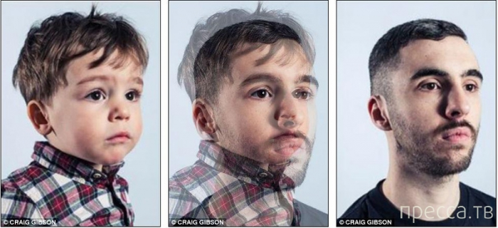 Каков отец, таков и сын (8 фото)