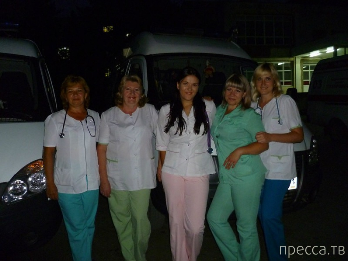 Откровения врача скорой помощи ...