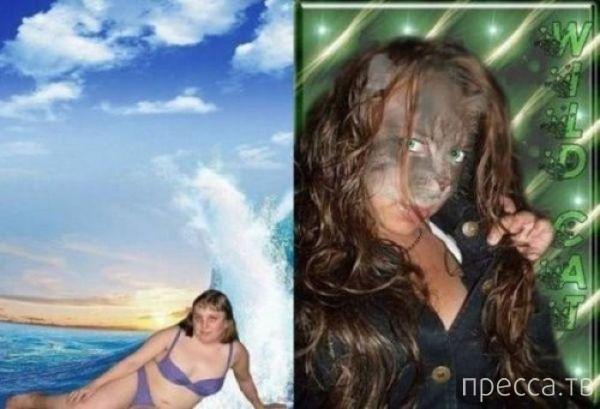 Шедевры фотошопа из социальных сетей (17 фото)