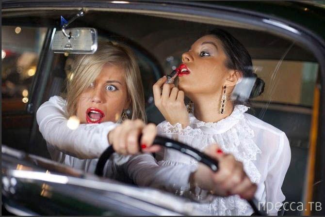 Удивительные автомобильные законы в разных странах мира (11 фото)
