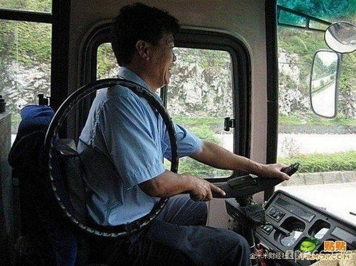 фото водителя маршрутки юмор бане