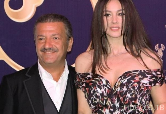 У Моники Белуччи роман с азербайджанским миллиардером?