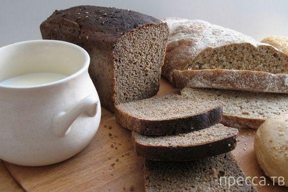 7 главных русских хлебов (8 фото)