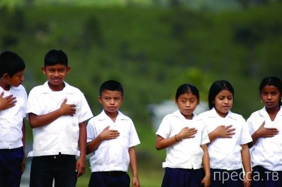 Школьная форма в разных странах мира (26 фото)