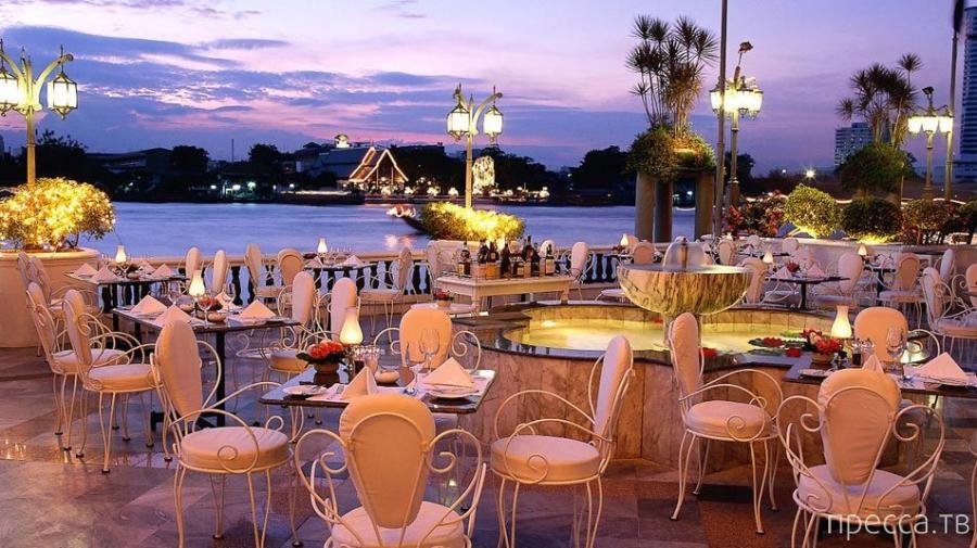 Лучшие отели мира (25 фото)