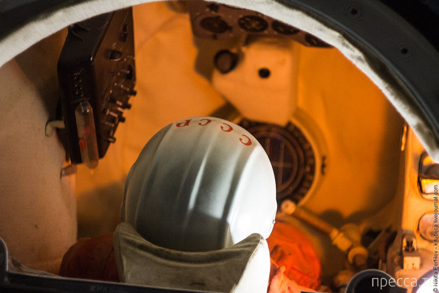 Музей космонавтики имени Королева в Житомире (12 фото)