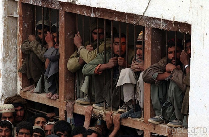 Топ 10: Самые худшие тюрьмы в мире (10 фото)