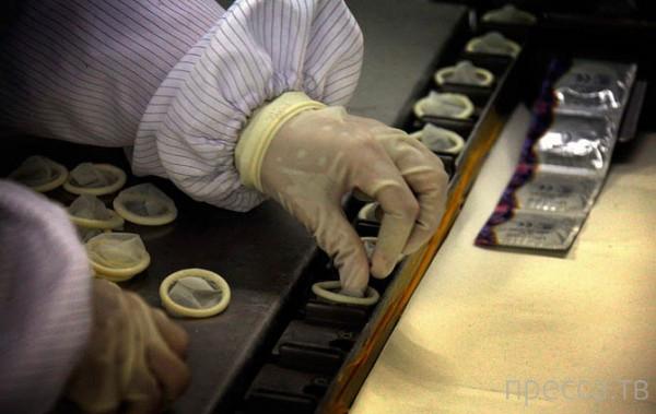 Как делают презервативы в Китае (11 фото)