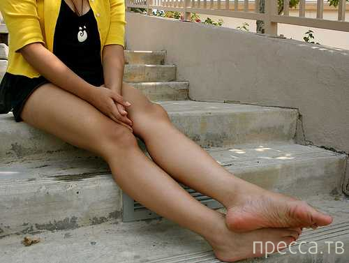 Мода на длинные ноги делает корейцев инвалидами (3 фото)