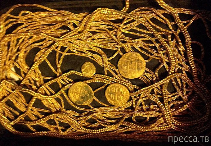 Семейство охотников за сокровищами нашло настоящие испанские сокровища (9 фото)