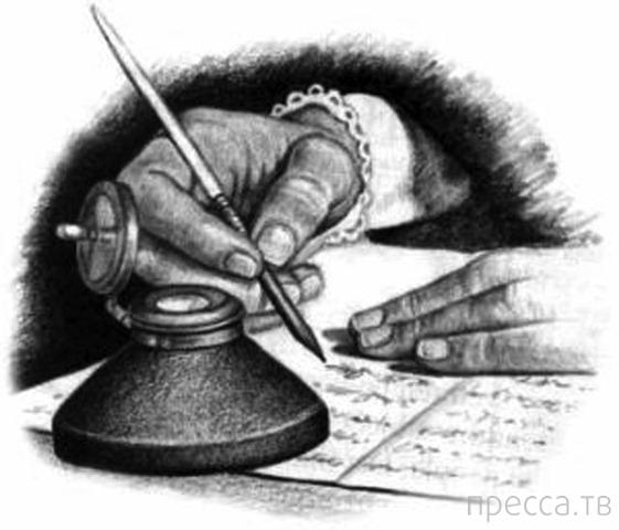 45 малоизвестных фактов о великих  писателях...