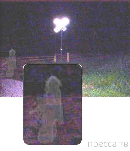 Фотографии привидений и призраков (18 фото)