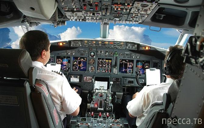 Популярные мифы об авиакатастрофах из кино (5 фото)