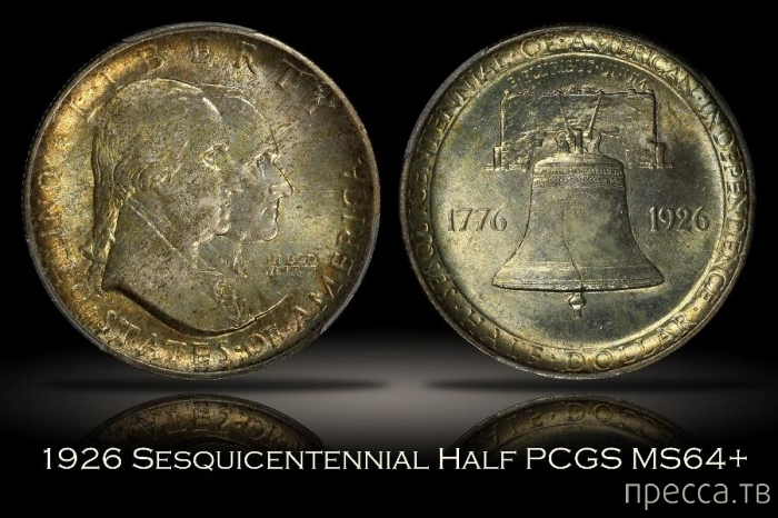 Малоизвестные факты об американской валюте (13 фото)