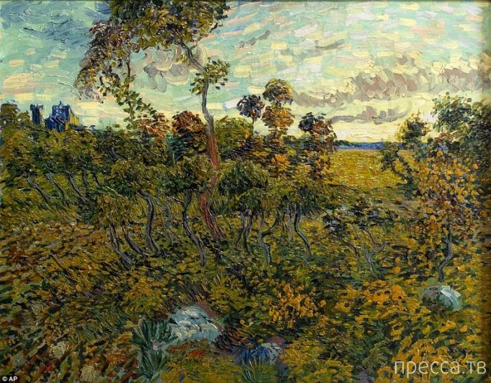 Найдена новая картина Ван Гога (4 фото)