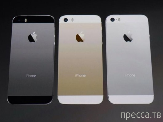 Apple представила iPhone 5S и iPhone 5C (12 фото)