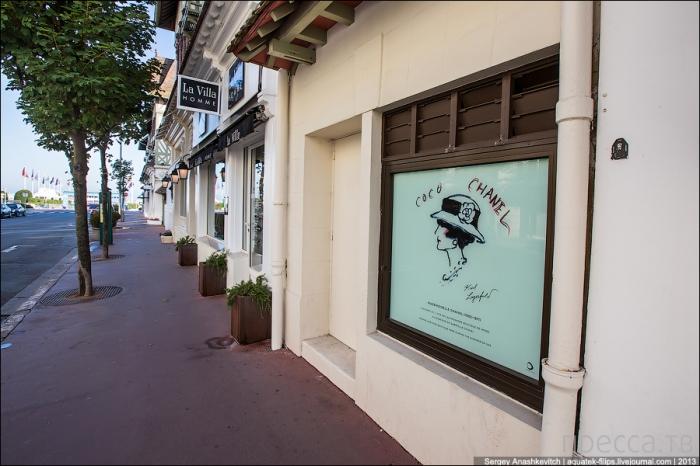 Первый бутик Коко Шанель (8 фото)