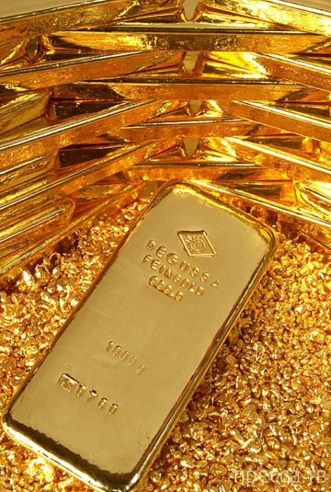 Интересные факты о золоте, платине и серебре