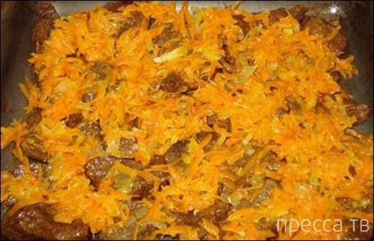 """Вкуснятинка: Запеченное мясо """"Мечта гурмана"""" (6 фото)"""