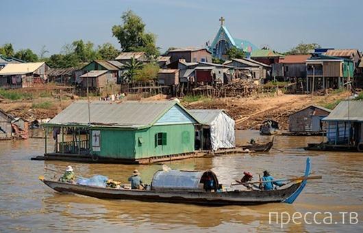 Камбоджа глазами россиянки (11 фото)