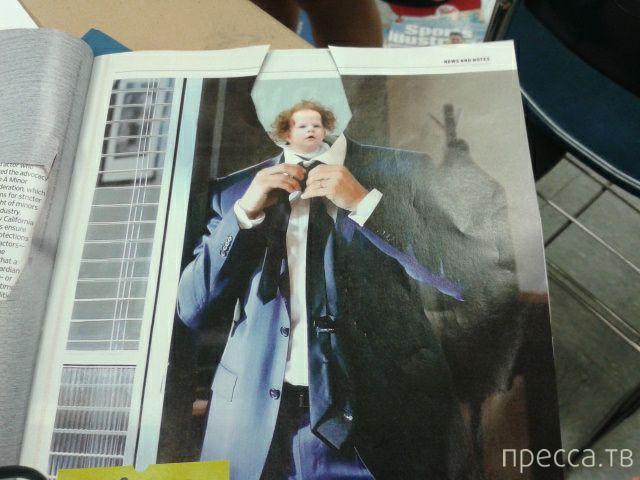 Подборка прикольных фотографий, часть 38 (110 фото)