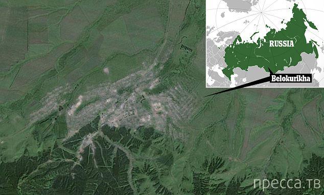 Сибирский Маугли (4 фото)