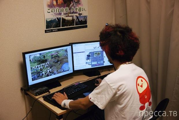Работа мечты для геймеров (4 фото)