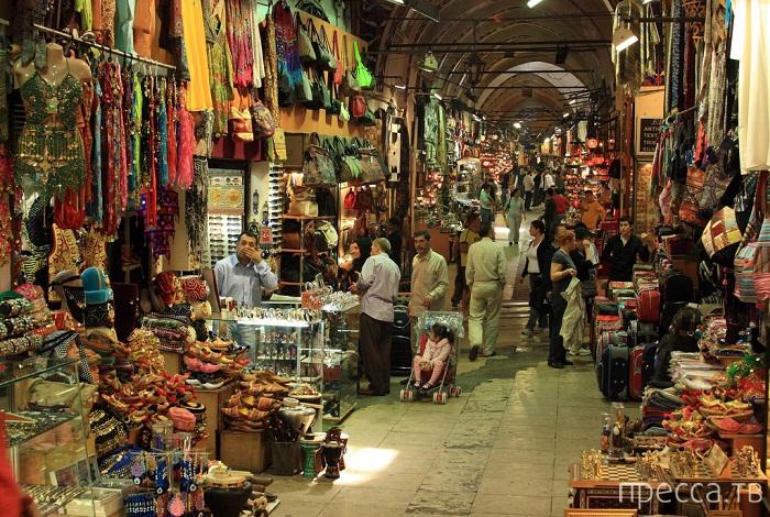 7 самых интересных рынков мира (7 фото)