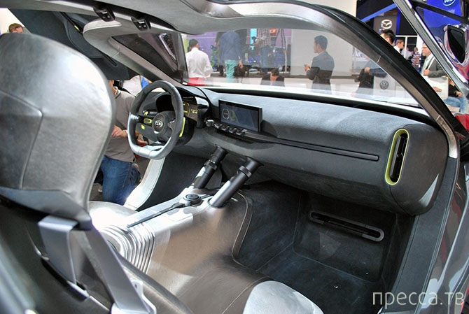 Автосалон во Франкфурте 2013: будущее уже сегодня (30 фото)
