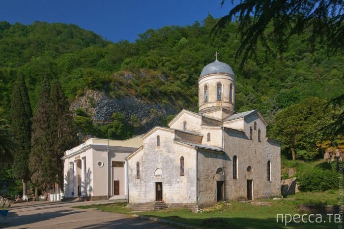 Солнечная Абхазия (18 фото)