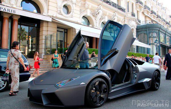 Лучшие автомобили в Монако 2013, часть 1 (35 фото)