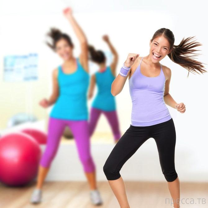 Топ 9: Самые распространенные мифы о диете и похудении (9 фото)