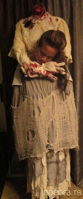Креативный костюм для Хеллоуин (17 фото)