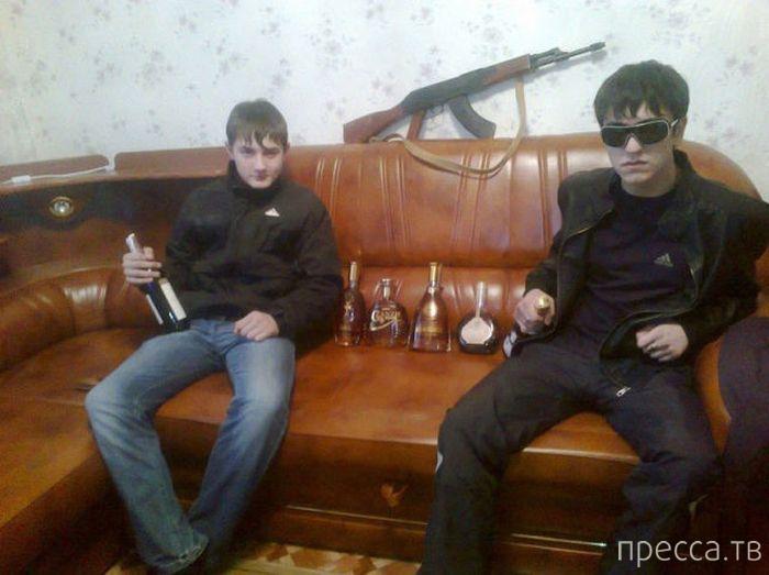 Странные люди из российских социальных сетей (68 фото)