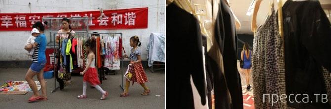 Социальные контрасты Китая: бедные и богатые (25 фото)