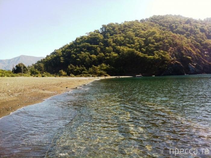 Геджек – маленькая, но многогранная жемчужина Турции (19 фото)