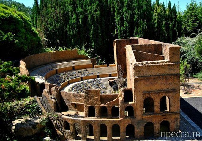 Топ 10: Самые известные древние амфитеатры, дошедшие до наших дней (11 фото)