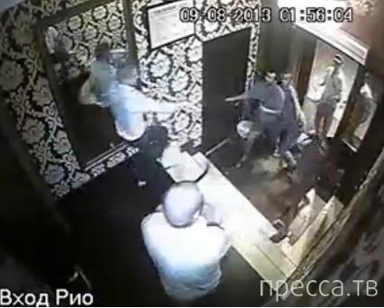 Драка в ночном клубе RIO, Бердянск