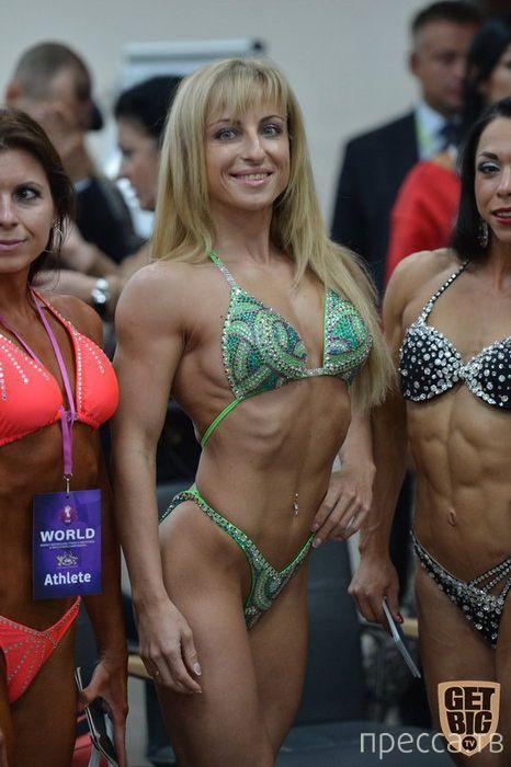 Чемпионат мира по женскому бодибилдингу и фитнесу 2013 (22 фото)