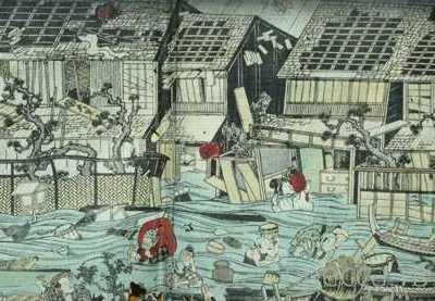 Топ 10: Самые страшные цунами в истории (11 фото)