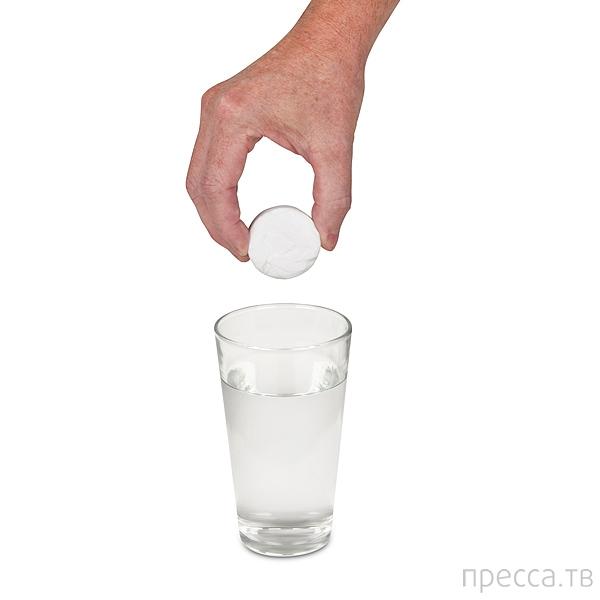 Мгновенные трусы - просто добавь воды (3 фото)