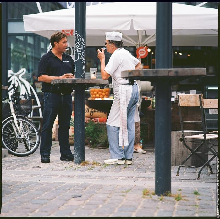 Копенгаген в квадрате (14 фото)