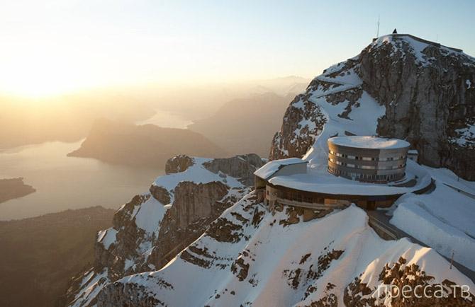 Самые известные достопримечательности Швейцарии (11 фото)
