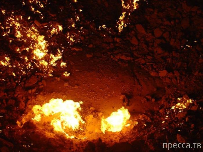 Дарваза - Врата Ада (11 фото + видео)