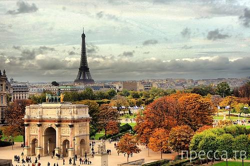 Города, которые лучше посетить осенью (5 фото)