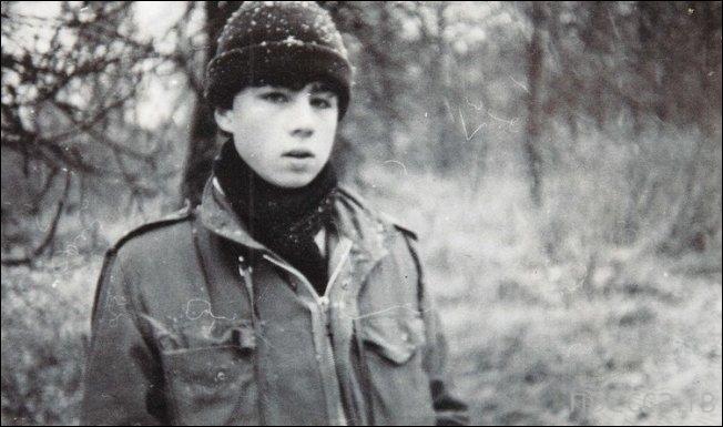 Редкие фотографии знаменитостей в молодости (25 фото)