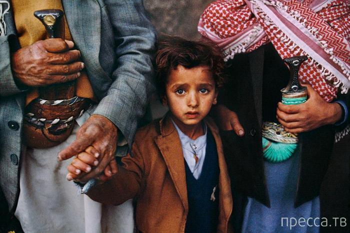 Йемен глазами Стива Маккари (13 фото)
